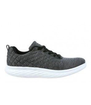 Lucca LACE UP W - Dark grey