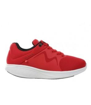 Yasu Lace Up W Red