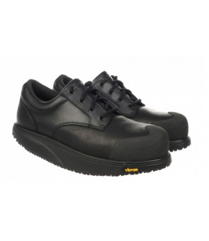 Omega Work Shoe Unisex black